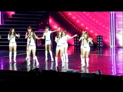 120702 SNSD GENIE - K-POP NATION MACAU