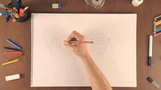 Como dibujar una boca abierta