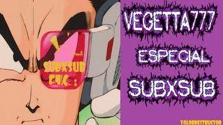 Vegetta777 ESPECIAL 1 MILLÓN DE SUBXSUB