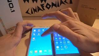 Video Confronto Cloni Note 3 No.1 N3 E HDC N9000 Www