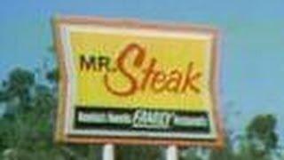 Mr. Steak (Commercial #1, 1975)