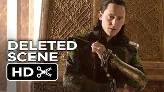 Thor: The Dark World Deleted Scene No Killing (2013