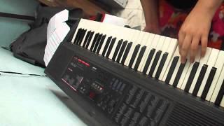 Clases De Piano Para Principiantes ''alabaré'' Parte 1