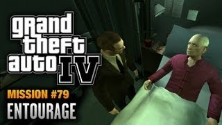 GTA 4 Mission #79 Entourage (1080p)