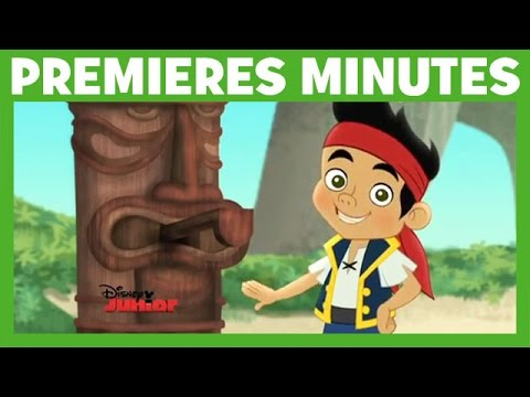 Disney junior les premi res minutes de jake et les - Jake et les pirates ...