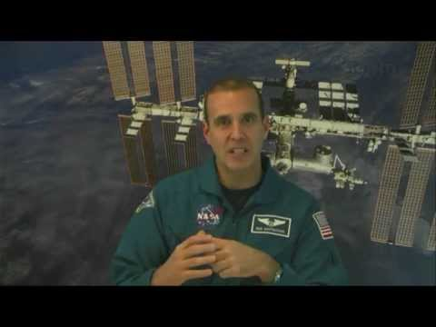 NASA Astronaut Rick Mastracchio Interview With Questions from Waterbury Connecticut Students
