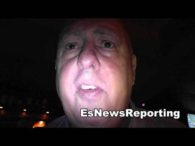michael marley on being friend of muhammad ali EsNews Boxing