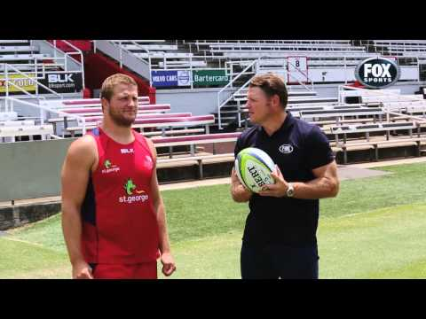 Rugby HQ - Next Prop Model (James Slipper) | Super Rugby Video - Rugby HQ - Next Prop Model (James S