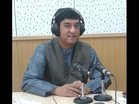 Aubrey Aloysius' Talk Show on All India Radio FM Rainbow on Children's Day 12Nov2013 : New Delhi