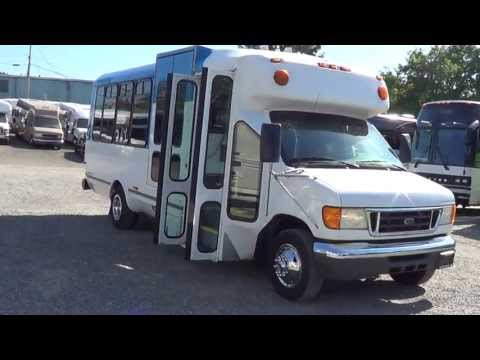 Northwest Bus Sales - 2004 Ford Eldorado ADA Church Bus For Sale - S26630