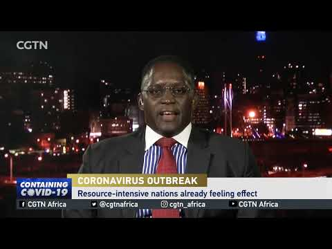 Effects of COVID-19 on African markets