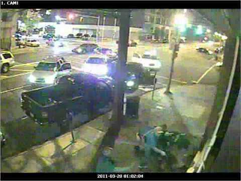 Birmingham Nightclub Video Shows Police Beating Man