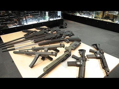 New Products June 2014 - RedWolf Airsoft RWTV