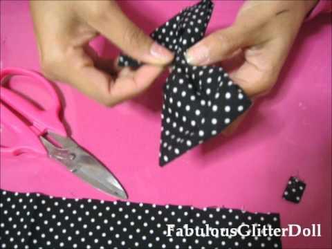 DIY- Laços sem Costura