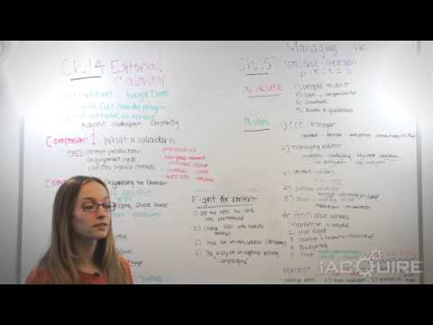 Epic Content Marketing: Ch. 14 & 15 - iAcquire Cliffs Notes Tuesday - 11.26.13