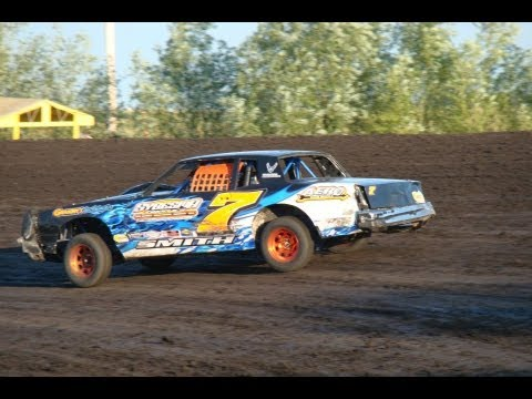 Oval Dirt Track Stock Car Racing In Pa