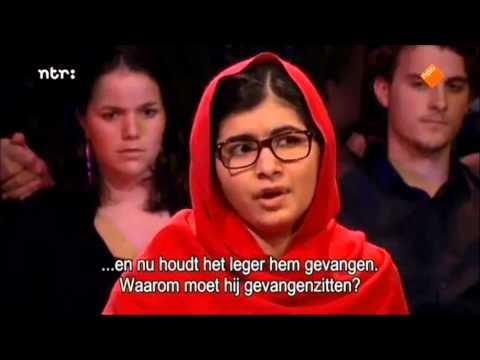 Malala Yousafzai - Het antwoord van een moslim