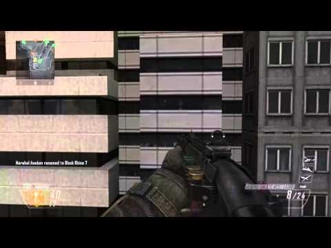 ol dirty randy - Black Ops II Game Clip