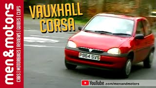 Review: Vauxhall Corsa (1997)