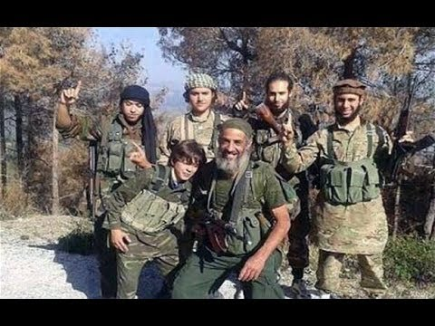 Syria News 8.12.2013, DailyTelegraph: Moroccan father with his five sons fighting Jihad in Syria