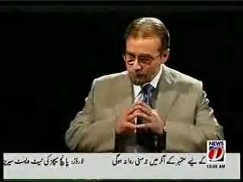 Zaid Hamid: BrassTacks-CIA's Threats to Pakistan Episode1 Part1