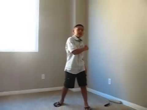 me dancing to down by joseph