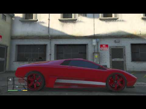 GTA5: My Car Collection (Bugatti, Lambos, Bentley, Audi R8, Ferrari, & More) (GTA 5 Gameplay)