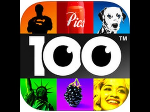 100 Pics 3 Letter Words Level 1-100 Answers