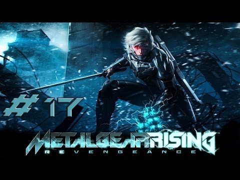 [HD] Metal Gear Rising Revengeance Part 17 (no commentary)