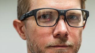 Exclusive: Intel's new smart glasses hands-on
