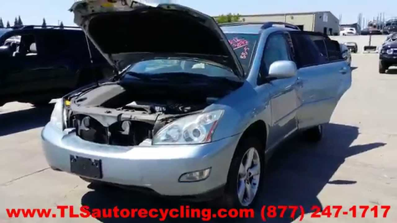 Parting Out 2004 Lexus Rx 330 - Stock - 4081yl