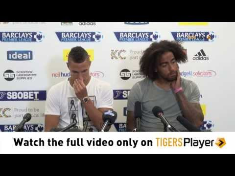 Livermore & Huddlestone Press Conference