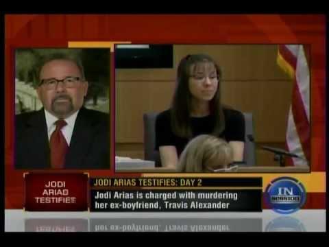 Dwane Cates on TruTV regarding the Jodi Arias case