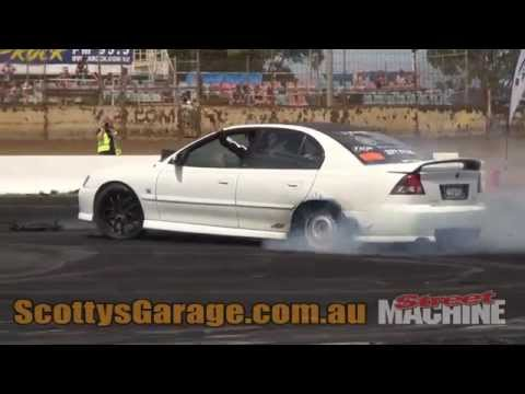 WNTDVV VY Commodore Burnout