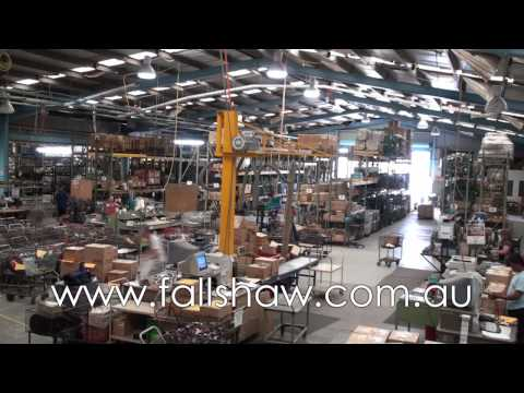 Castors & Industrial Products  Video Image