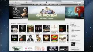 Introducing The New ITunes 11 Intro Tutorial