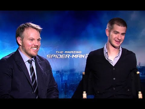 Andrew Garfield & Marc Webb Interview - The Amazing Spider-Man 2 (2014) JoBlo.com HD