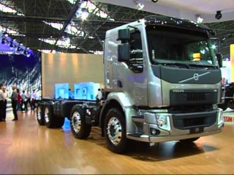 Fenatran 2013 - Lançamento do caminhão FH 16 750