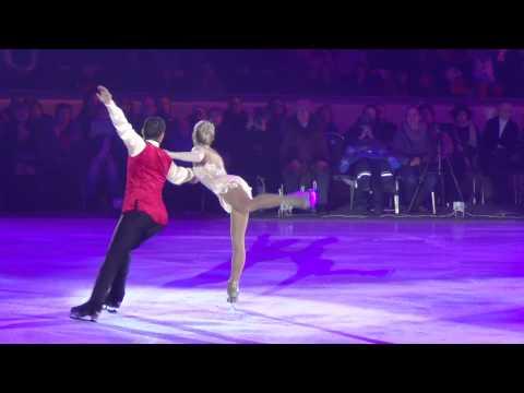 Olympic Champions show in Moscow SAVCHENKO - SZOLKOWY The Nutcracker 00783