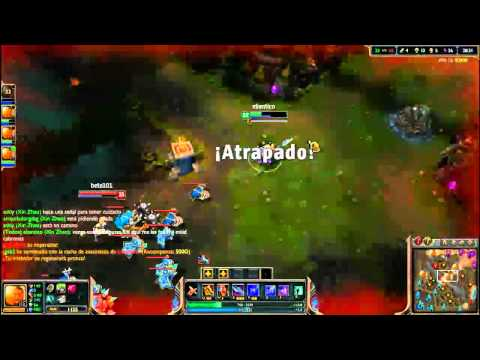 Bukake en LEAGUE OF LEGENDS #1