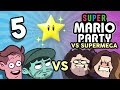 Super Mario Party VS SuperMega: Amazing Athletes - PART 5 - Game Grumps VS