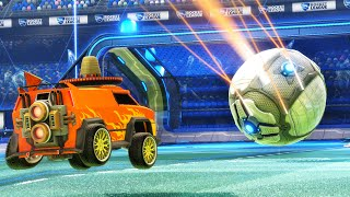 INTENSE 2V2 BATTLE! (Rocket League Funny Moments) - Duration: 13:23.