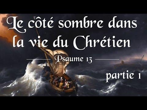 Le côté sombre dans la vie du chrétien