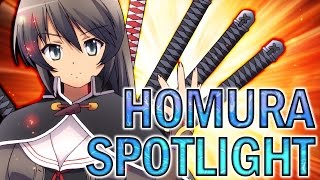 Homura Character Spotlight preview image