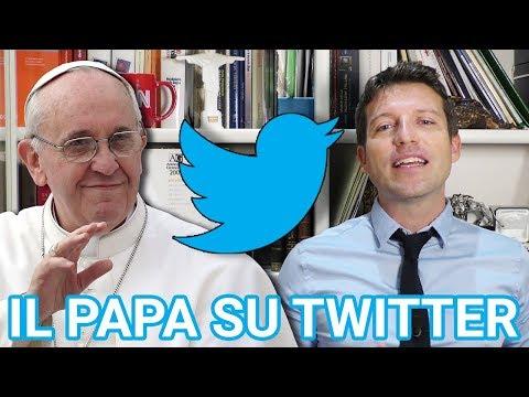 Il Papa sui social: perché ha cominciato da Twitter?
