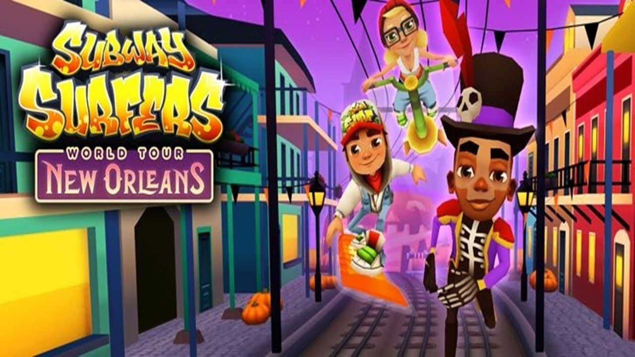 subway surfers new york for pc