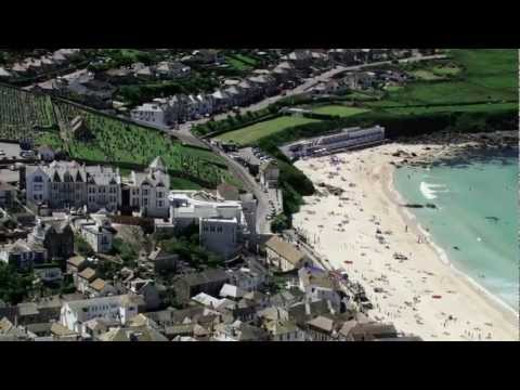 Cornwall: A Bird's Eye View