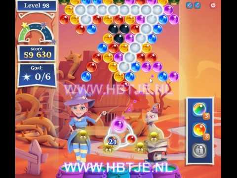 Bubble Witch Saga 2 level 98