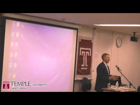Public Lecture Video (3.17. 2014) Grant Newsham: Defending Japan