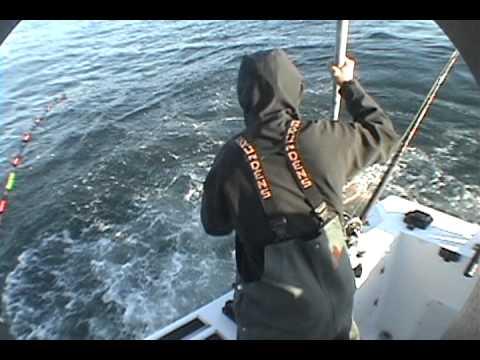 alaska deep sea fishing youtube